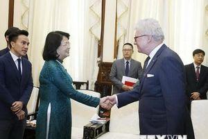 Đẩy mạnh hợp tác về lĩnh vực giáo dục giữa Việt Nam và Australia