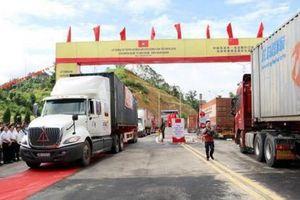 Đẩy nhanh xây dựng khu trung chuyển hàng hóa ở cửa khẩu Đồng Đăng