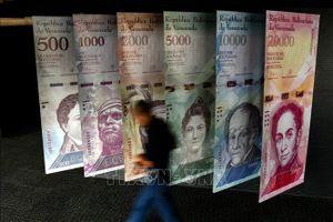 Lạm phát của Venezuela năm 2018 chỉ bằng 1/10 so với ước tính của IMF