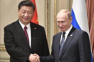 Chủ tịch Trung Quốc Tập Cận Bình thăm Nga trong tuần tới