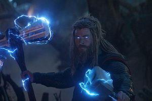 Chris Hemsworth thích bộ dạng 'Thor' béo trong Avengers: Endgame