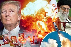 Nếu Mỹ tấn công, Iran sẽ đánh phủ đầu hoặc trả đũa