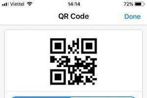 Dùng QRabber xem và tạo mã QR, mã vạch trên iPhone