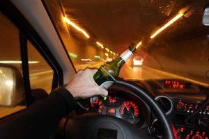 Say xỉn khi lái xe là tội ác