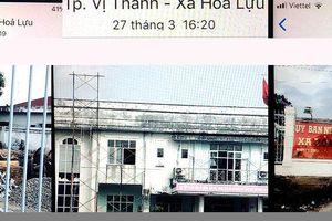 Đấu thầu tại thành phố Vị Thanh (Hậu Giang): Nhà thầu tiếp tục kiến nghị