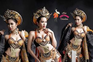 Những trang phục dân tộc bị fan Việt chê như tát nước, duy nhất người đẹp này lội ngược dòng ngoạn mục