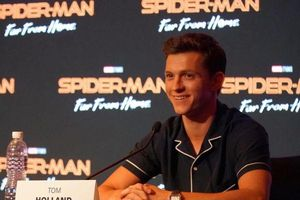 Họp báo cùng Tom Holland: Không muốn trở thành Iron Man thứ 2, hết hồn khi 'Endgame' chiếu lúc… 5 giờ sáng