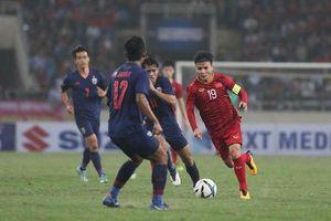 NHM có thể không được xem trận thư hùng đội tuyển Việt Nam gặp Thái Lan tại King's Cup 2019 trên VTV