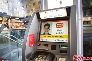 Công dụng bất ngờ của máy ATM tại Hà Lan