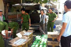 Đà Nẵng: Phát hiện gần 5.000 bao thuốc lá nhập lậu các loại