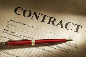 Giao kết hợp đồng thương mại: Thận trọng vấn đề pháp lý