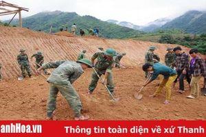 Tiểu đoàn 40 xây dựng đơn vị vững mạnh toàn diện