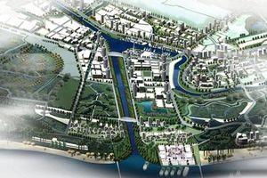 Điều chỉnh cục bộ quy hoạch chung xây dựng Khu kinh tế Định An, tỉnh Trà Vinh
