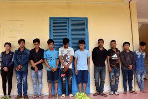 Trốn truy nã ở Kiên Giang về Bến Tre lập bè nhóm 'chơi' ma túy