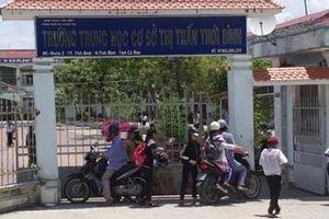 Khởi tố thầy giáo dâm ô nhiều nữ sinh ở Cà Mau