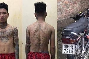 Thanh niên xăm trổ 'thông chốt' tông bị thương Trung úy CSGT trên QL32