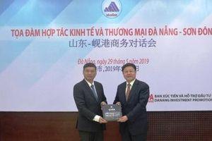 Hợp tác kinh tế và thương mại Đà Nẵng – Sơn Đông