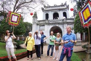 Hà Nội ước thu 7.589 tỷ đồng từ khách du lịch trong tháng 5
