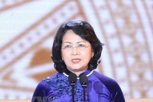Phó Chủ tịch nước Đặng Thị Ngọc Thịnh sẽ trình bày trước Quốc hội tờ trình gia nhập Công ước 98