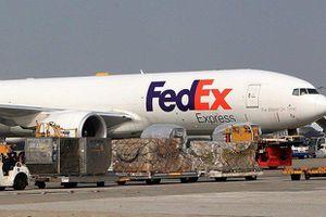 FedEx xin lỗi Huawei vì 'chuyển nhầm' bưu kiện từ châu Á sang Mỹ