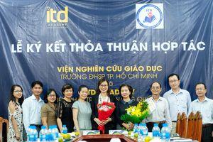 iTD Academy hợp tác với Viện nghiên cứu Giáo dục