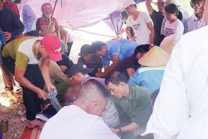 Xác định danh tính 5 học sinh đuối nước tử vong thương tâm ở Nghệ An