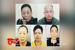 Truy tố 5 đối tượng trong vụ 'bảo kê' tại chợ Long Biên