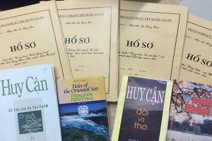 Nguồn tài liệu quý giá về cuộc đời và sự nghiệp nhà thơ Huy Cận