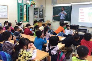 Gia tăng nhu cầu đào tạo sư phạm giảng dạy bằng tiếng Anh chuẩn quốc tế