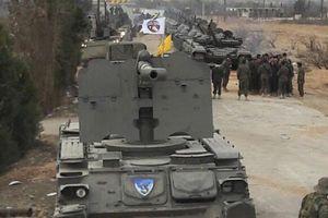 Mỹ: Hezbollah đang rút lực lượng khỏi Syria