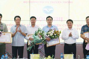 Tôn vinh, biểu dương những doanh nghiệp nỗ lực quảng bá hàng Việt