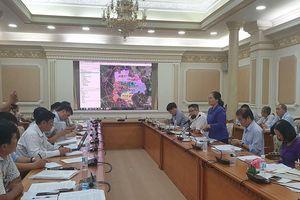 TP.HCM xác định 103 vị trí cần xây dựng hồ điều tiết