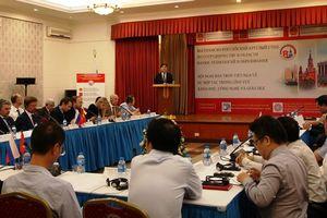 Thúc đẩy hợp tác khoa học kỹ thuật Việt Nam - Liên bang Nga
