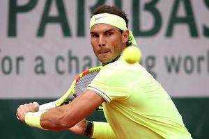 Highlights vòng 2 Pháp mở rộng: Rafael Nadal 3-0 Yannick Maden