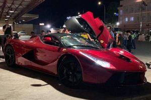 Bộ đôi siêu xe triệu USD của Ferrari cập bến Campuchia