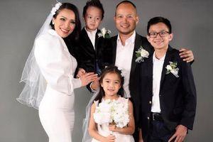 Hồng Ngọc kể hôn nhân 10 năm từ cực khổ, mệt mỏi đến hạnh phúc
