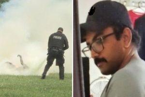 Người đàn ông tự thiêu gần Nhà Trắng đã tử vong