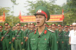 TP Hồ Chí Minh: Trung đoàn Gia Định đón nhận Huân chương Bảo vệ Tổ quốc hạng Ba