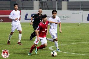 Martin Lo - 'cánh chim lạ' trong danh sách U23 Việt Nam gặp U23 Myanmar