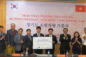 Hà Nam và tỉnh Gyeonggi (Hàn Quốc) tăng cường giao lưu, hợp tác