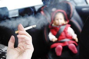 Bảo vệ trẻ em trước khói thuốc