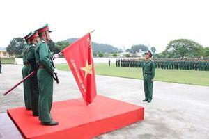 Các đơn vị tổ chức tuyên thệ chiến sĩ mới năm 2019
