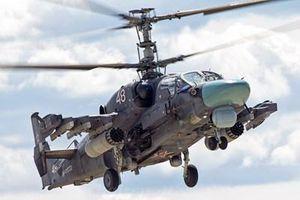 Nga sẽ trang bị 114 trực thăng Ka-52 Alligator cho lực lượng không quân
