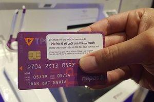 7 ngân hàng thương mại phát hành thẻ chip nội địa