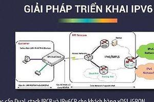 Đề xuất ban hành quy định bắt buộc triển khai IPv6