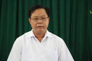 Ai sẽ là trưởng ban chỉ đạo thi THPT quốc gia ở Sơn La?