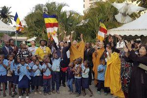Hân hoan tổ chức Đại lễ Phật Đản Vesak 2019 tại Mozambique