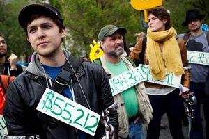 Sinh viên Mỹ sợ phải làm cả đời để trả nợ học đại học