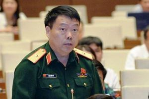 Tướng Sùng Thìn Cò cảnh báo nhiều sông, suối biên giới bị ô nhiễm