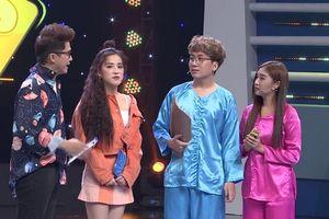 Cô gái Hàn Quốc Jin Ju 'đốn tim' khán giả khi tham gia 'Úm ba la ra chữ gì'